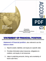St of Financial Position