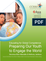 educating for global competence textbook