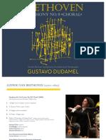 Booklet - Beethoven 9 - Dudamel