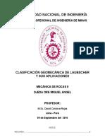 Clasificación de Laubscher