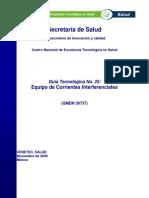 25gt Corrientes Interferenciales Old