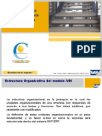 Basic User SAP ERP - Estructura Organizativa Logistica