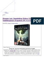 Dragon Age_ Inquisition Deluxe Edition Multilenguaje (Español) (PC-GAME) - IntercambiosVirtuales