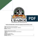 Proyecto Urea & Amoniaco