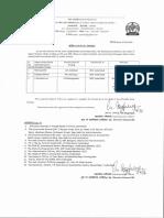 TRANSFER ORDERS OF UDCs IN AP & TELANGANA ZONE