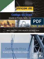 Código de Etica-Ipsycom GRUPO 07