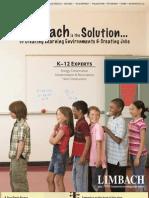 Limbach Facility Services K-12 Brochure