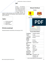Holanda Meridional - Wikipedia, La Enciclopedia Libre