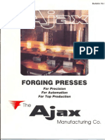 Forging Press Brochure