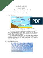 Clouds (handouts)