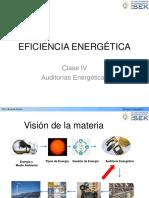 Clase 4 Auditorías energéticas