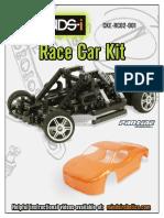 2WD Racecar Kit