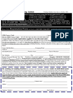 CPD Registration Form