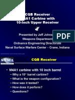 Mk18 Mod1 Sbr Rifle