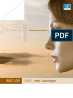 Essilor 2015 Range Guide