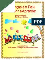 Crianças e o Reiki Colorir e Aprender3
