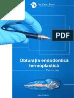 Obturatia Endodontica Termoplastica