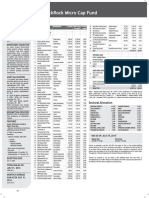 Dspbrmf Monthly Factsheet