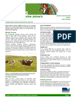 BJD Why Control Bovine Johnes Disease