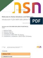 Introducción Flexi MSR Proyecto Single RAN NSN Telefonica