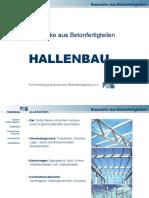 Hallenbau - Bauwerke Aus Betonfertigteilen - FDB e.V.