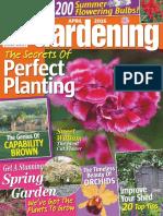 Woman's Weekly Gardening - April 2016