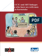 Barriers to ICTC and ART Linkages Among Men Who Have Sex With Men in Karnataka Single Pages