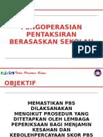 1 Pengurusan Pengoperasian Pbs