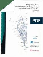 TFD Enviro Study Report Vol-1.0