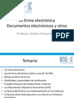 Clase 4 La firma electrónica.pdf