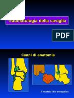 Piede_Distorsioni Della Caviglia