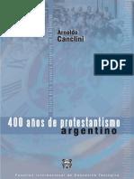 CANCLINI 400