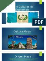 Las 4 Culturas de Guatemala.pptx