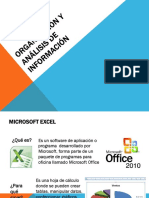 excel analisi