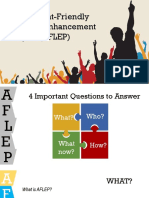 AFLEP (Adolescent-Friendly Literacy Enhancement Project)