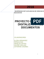 Proyecto Digitalizacion de Documentos Final