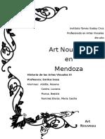 Art Nouveau en Mendoza