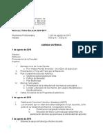 Agenda Sistémica Departamento de Educación PR