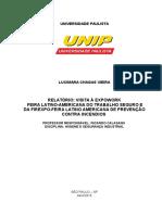relatorio de marketing unip 2916