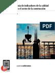 indicadores de calidad en la construcción