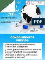 MÓDULO 1 Fiscalización Digital a Través Del CFDI