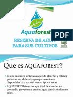 Presentacion Aquaforest General REFOR Bolivia.pdf