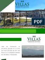 Villas de Montecristo