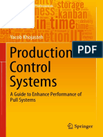 Production Control Systems a Guide to Enhance Performance of Pull Systems