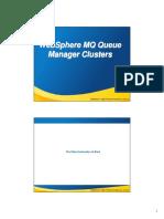 MQTC MQ Clustering