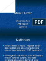 2.19.10 Caulfield Atrial Flutter