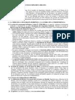 Historia de España Oxford, T. 10-12