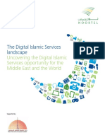 The Digital Islamic Services Landscape
