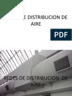 Distribucion de Aire 2016