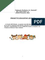 progetto educativo 2016-17